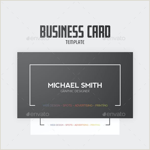 Creative Personal Business Cards Personal Business Card Templates & Designs From Graphicriver