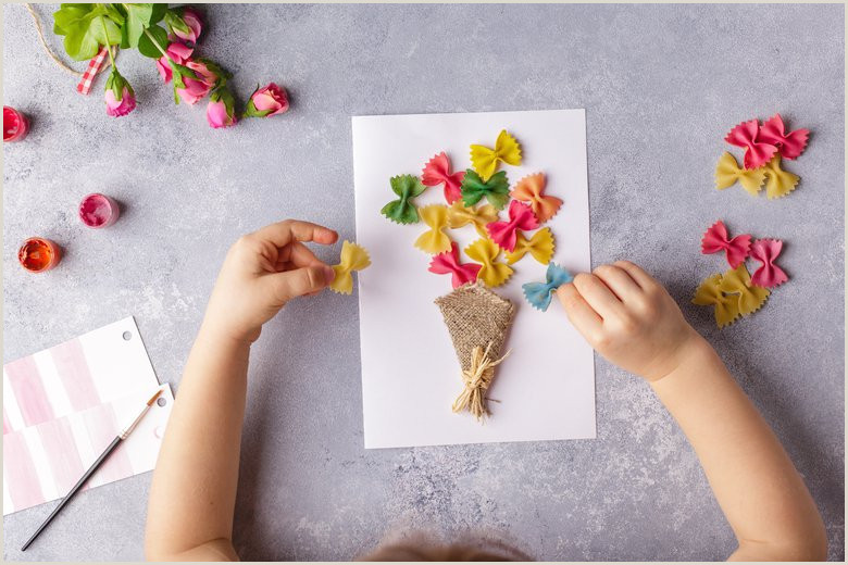 Creative Unique Painting Business Cards 27 Mother S Day Gift Ideas Kids Can Make Care
