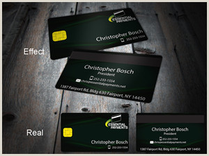 Credit Card Style Business Cards Credit Card Business Cards
