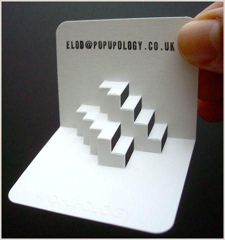 Custom Pop Up Business Cards 3d Business Cards
