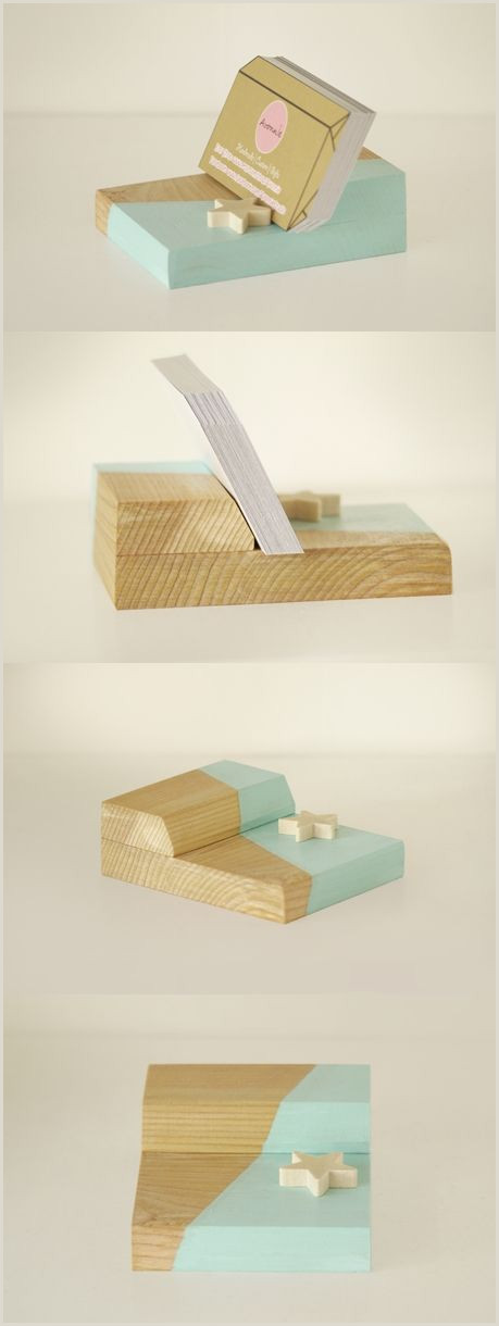 Cute Business Card Stand 100 Business Card Ideas That Wow