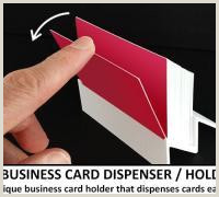 """Cute Business Card Stand Business Card Holders"""" 3d Models To Print Yeggi"""