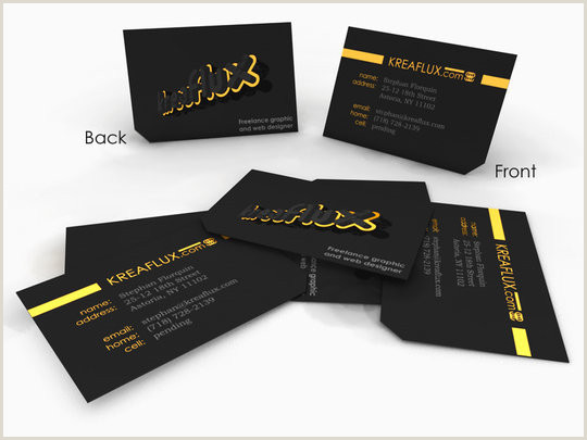 Cute Business Cards 55 Beautiful Business Card Designs