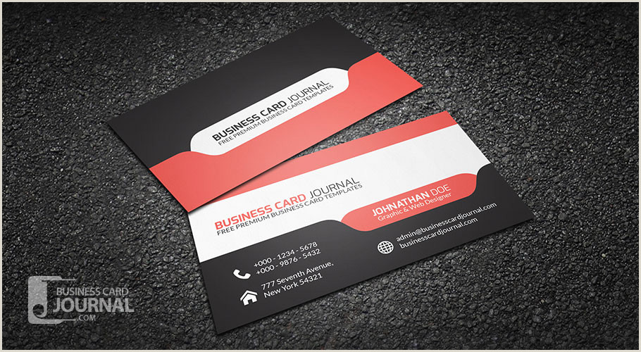 Cute Business Cards Templates Free 75 Free Business Card Templates That Are Stunning Beautiful