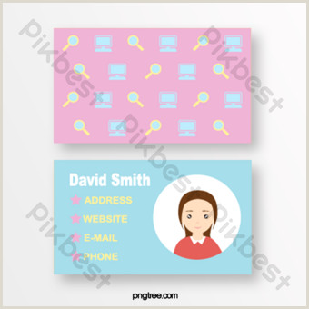 Cute Business Cards Templates Free Cute Business Card Templates