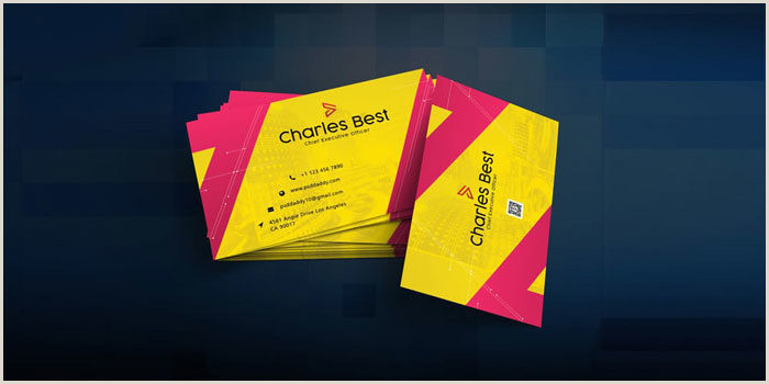 Design And Print Business Cards Online Free Business Card Templates You Can Today