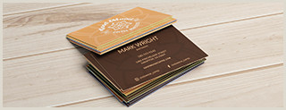 Design And Print Business Cards Online Line Printing Products From Overnight Prints