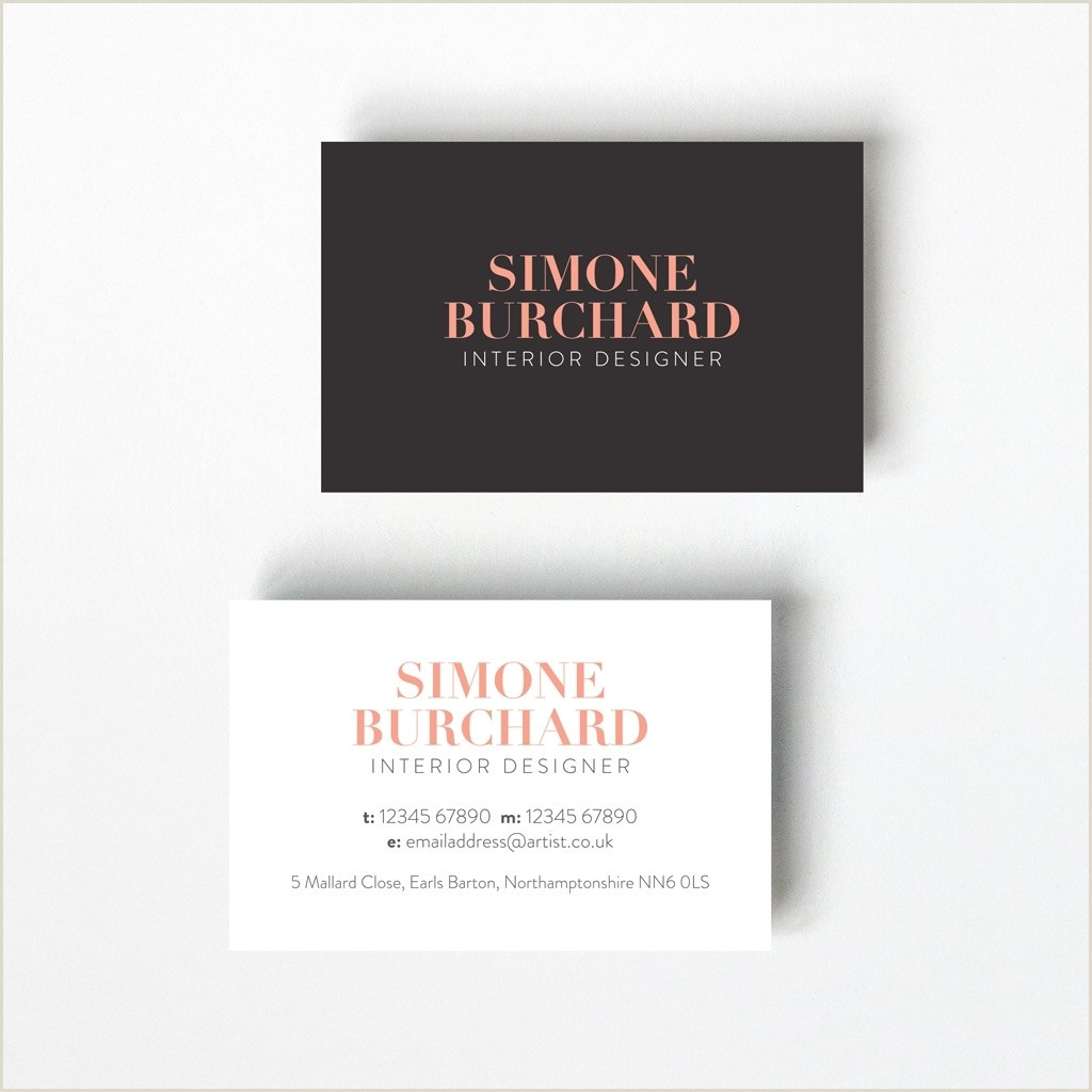 Design And Print Your Own Business Cards Opaque Design Business Card