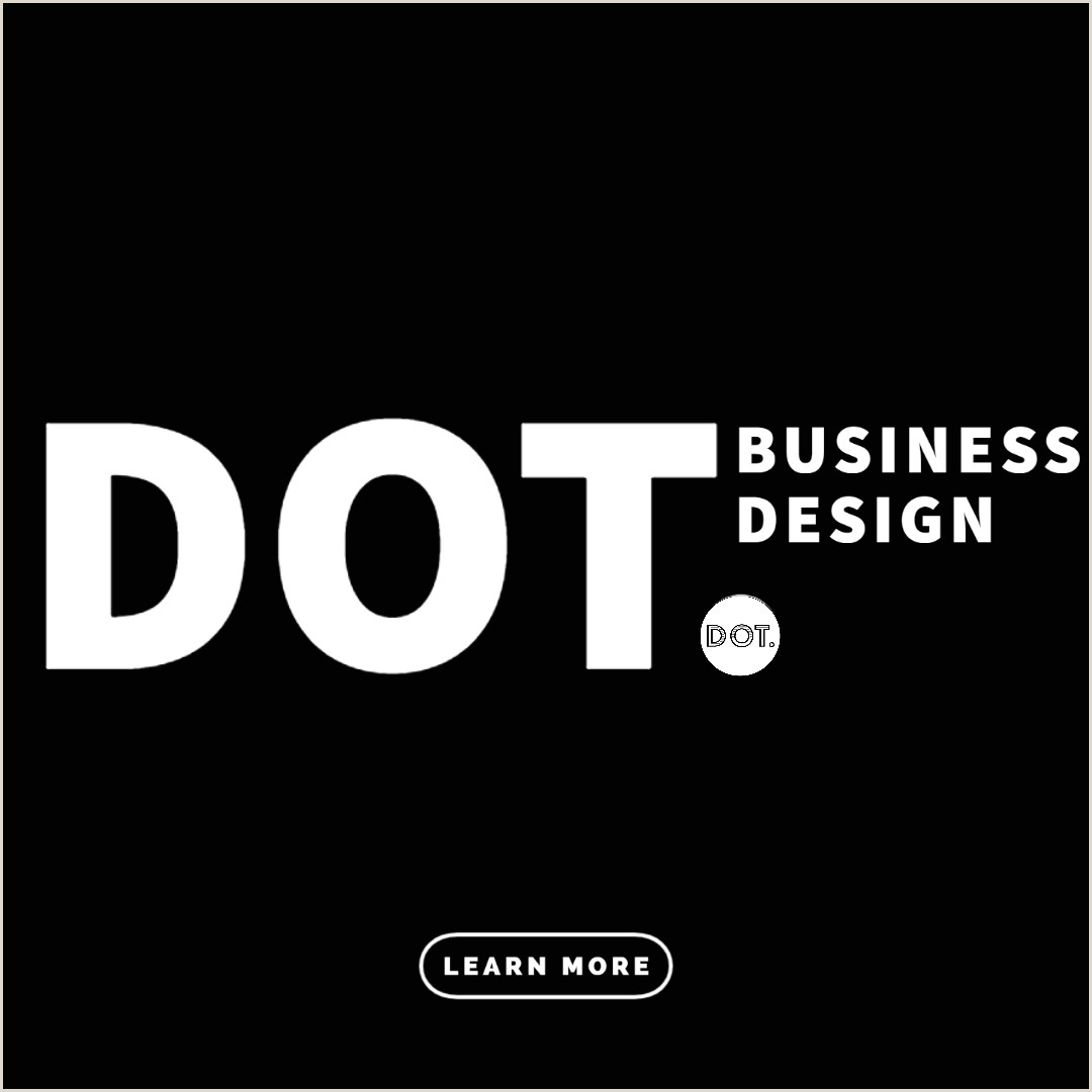 Design For Business Dot Business Design