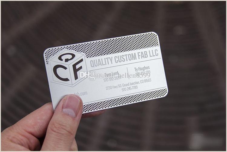 Design Own Business Card 2020 Metal Business Card Vip Card High End Business Card Design From Hellen8599 $135 68
