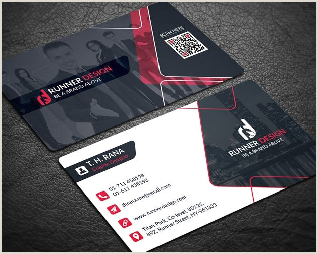 Design Unique Business Cards In Photoshop 50 Free Psd Business Card Template Designs