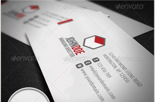 Design Unique Business Cards In Photoshop 50 High Quality Psd Business Card Designs – Bashooka