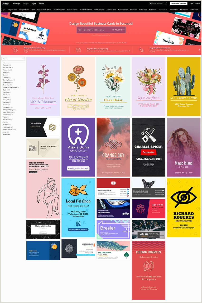 Design Your Own Business Cards Cheap How To Make Great Business Card Designs Quick & Cheap With