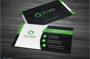 Design Your Own Business Cards Creative Corporate Business Cards by Galaxiya On