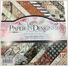 Designer Paper For Card Making Amazon Designer Paper Crafts