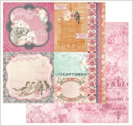 Designer Paper For Card Making Designer Papier Scrapbooking 30 5 X 30 5 Cm Papier 1 Double Sided Printed Designer Paper 180 Gr