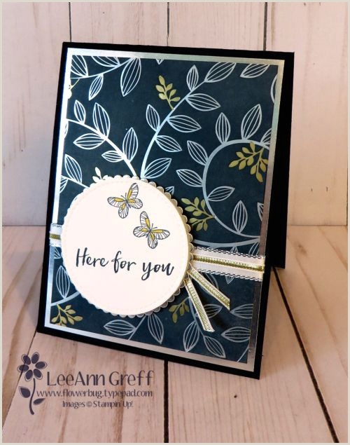 Designer Paper For Card Making New Springtime Foils Specialty Designer Paper