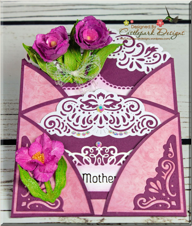 Designer Paper For Card Making Pin On Card Folding