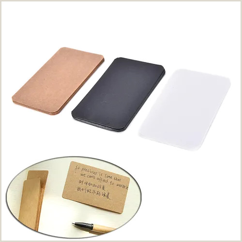 Diy Unique Business Cards 100x Blank Trading Business Wood Cards Label Tag Name Card 90 X 53mm Diy Vova