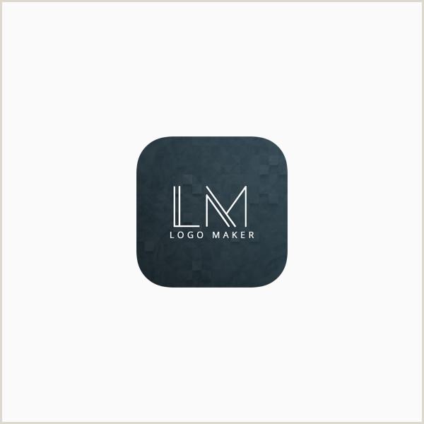 Diy Unique Business Cards Logo Maker Design Monogram On The App Store