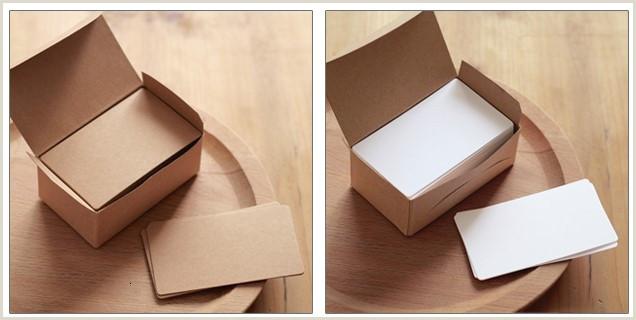 Diy Unique Business Cards Pre Diy Set Cart£o Vazio Pure Whitekraft Cart£o Da Mensagem Etiquetas Cartolina Em Branco Business Cards Sh De Hai07 $64 06