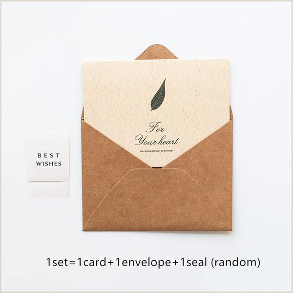 Diy Unique Business Cards Pre Vintage Blessing Card Small Card Envelope Business Message Envelope Manual Diy Da De Los Ni±os Saludo A 18 98 € Del Crape