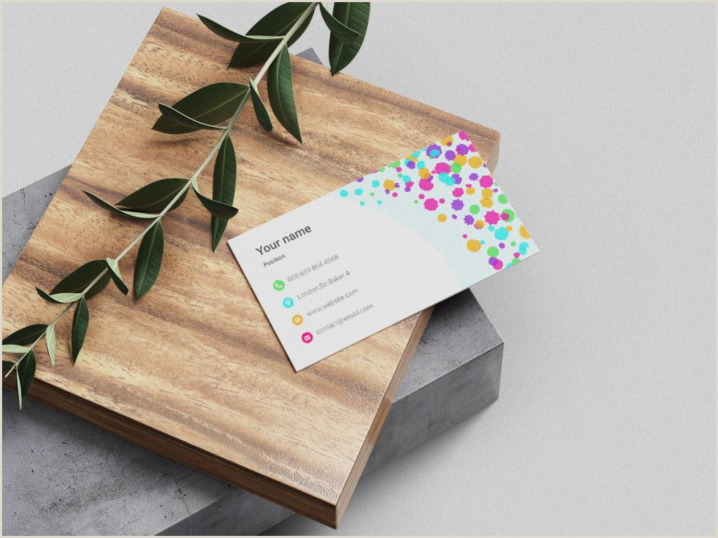 Diy Unique Business Cards Unique Business Card Ideas To Win At First Impression