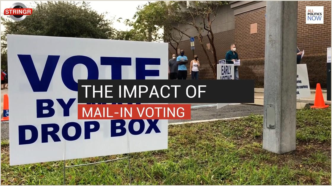 Drop Your Business Card Here The Impact Of Mail In Voting