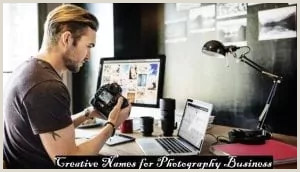 Elegant Names For Photography Business 80 Creative Names To Kick Start Your Graphy Business