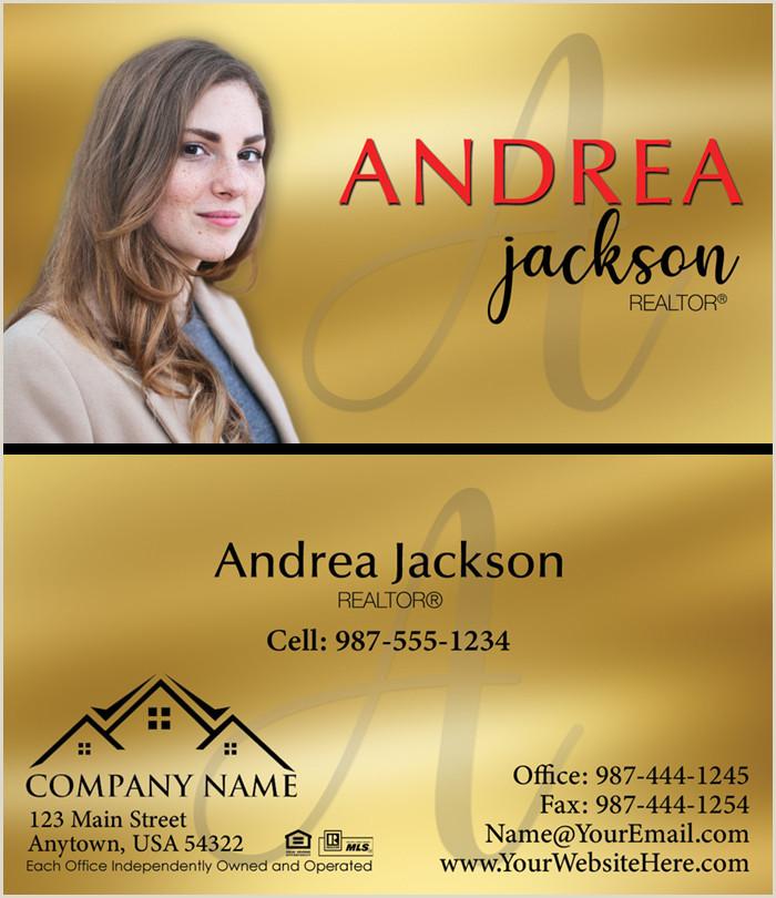 Elegant Real Estate Business Cards Real Estate Business Cards