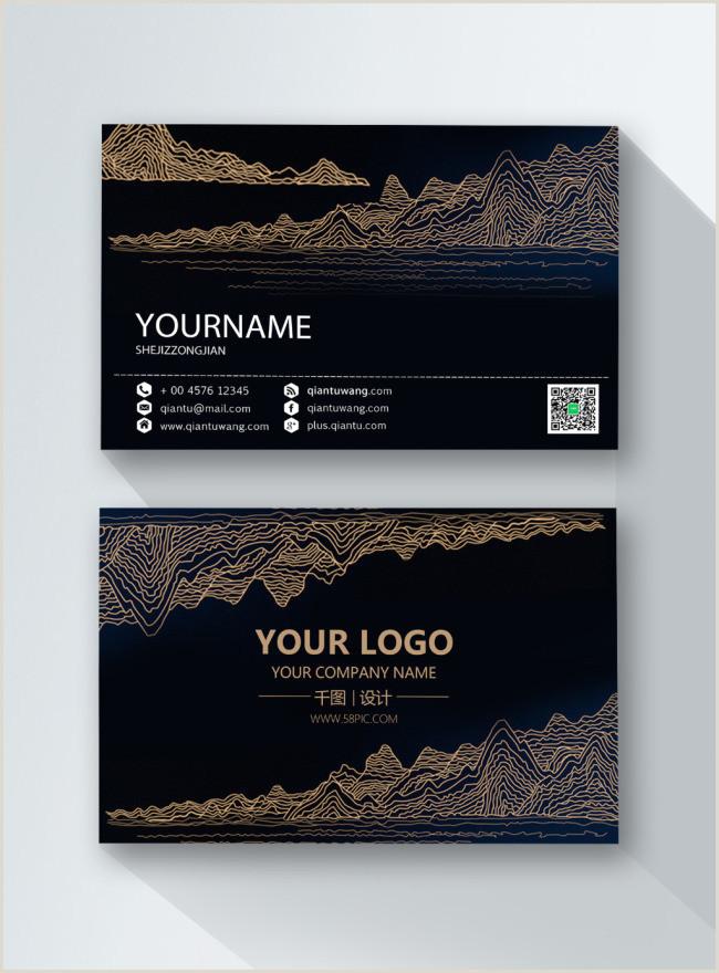 Elegant Real Estate Business Cards Simple High End Real Estate Business Card Design Template