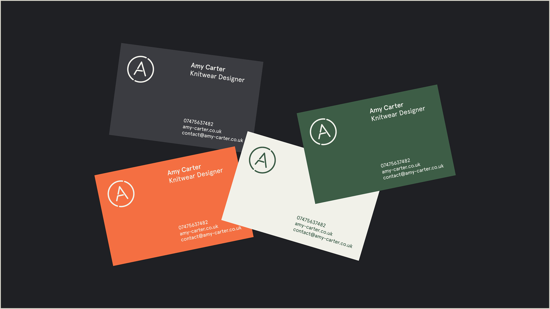 Example Of Business Card 40 Of The Best Business Card Examples Venngage