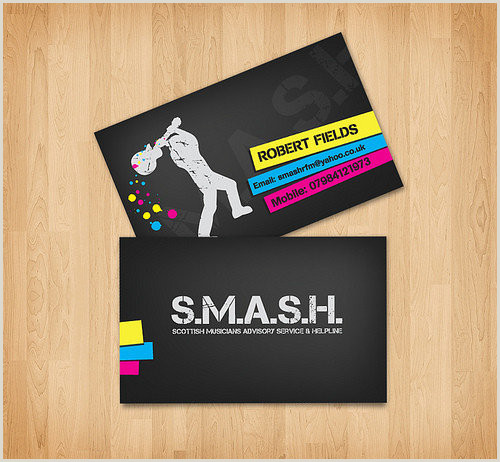 Example Of Business Card 55 Beautiful Business Card Designs