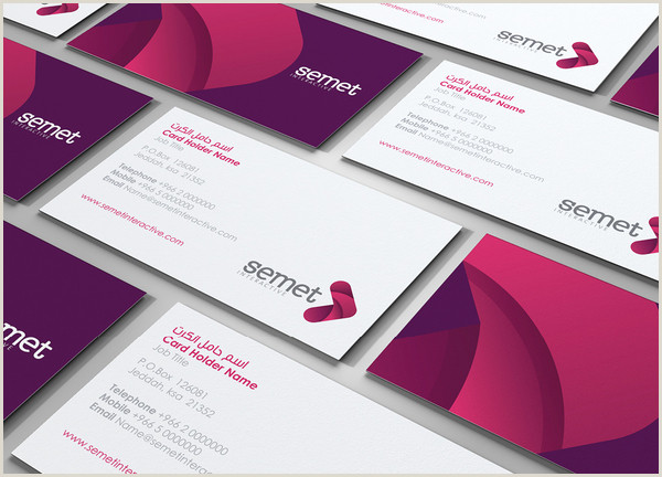 Example Of Business Cards Professionally Designed Business Cards 25 Examples