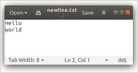 Example Of Good Print Design Newline