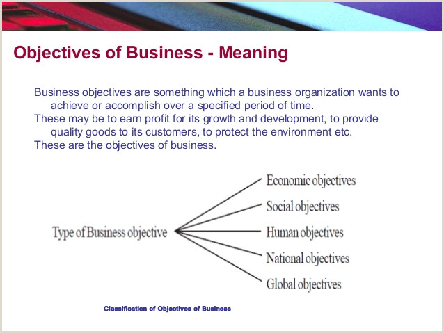 Examples Of Nature Of Business Unit1 Nature Of Business