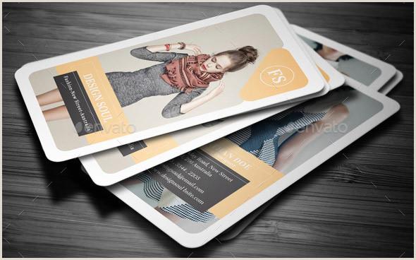 Fashion Business Card Ideas 20 Nice Fashion Business Card Psds – Desiznworld