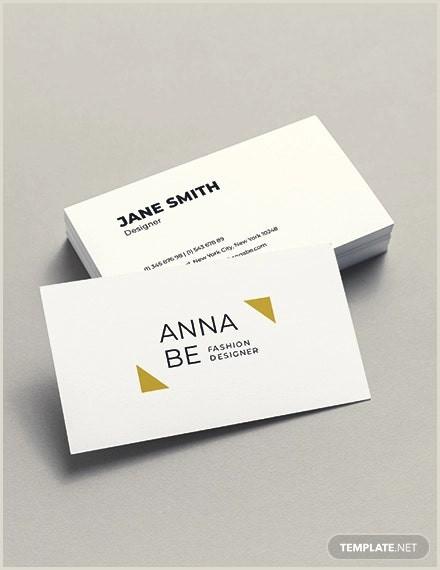 Fashion Business Card Ideas 28 Fashion Business Card Templates Ai Word Pages