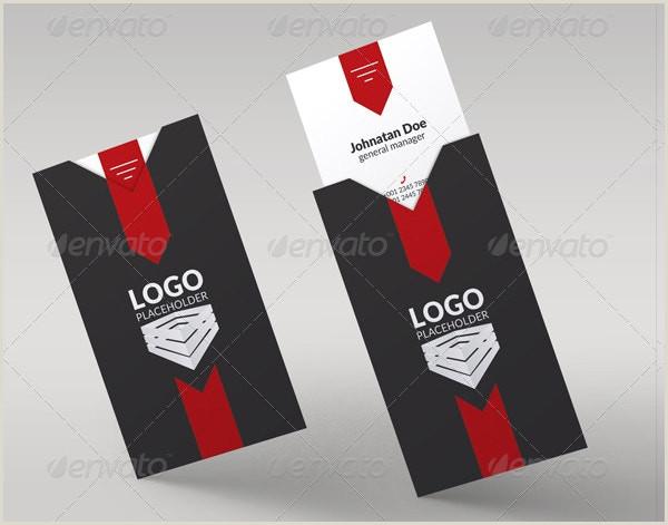 Fold Over Business Card Template 22 Folded Business Cards Psd Ai Vector Eps