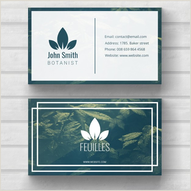 Format For Business Card 20 Professional Business Card Design Templates For Free