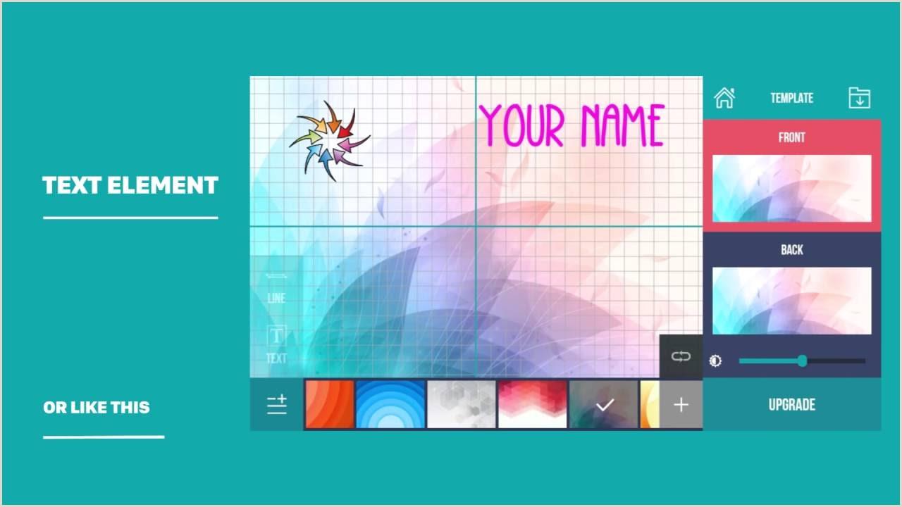 Free Business Card Design App Best 10 Apps For Designing Business Cards Last Updated