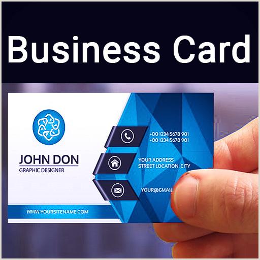 Free Business Card Design App Business Card Maker Free Visiting Card Maker Photo Apps On