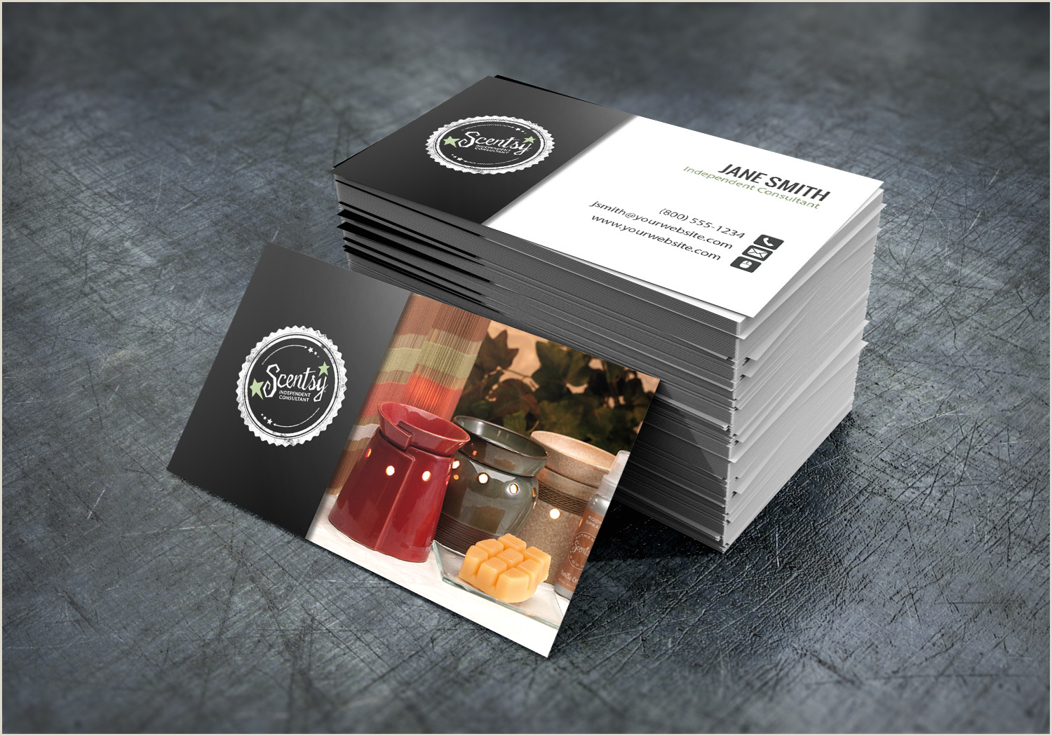 Free Business Cards Shipping Included Scentsy Business Cards Free Shipping