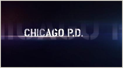 Free Logos For Business Cards Chicago P D Tv Series