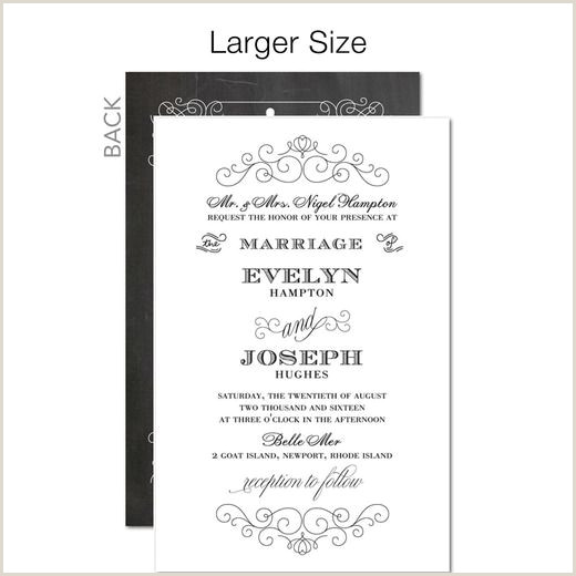 Free Paper Samples For Designers Vintage Union Signature White Wedding Invitations In White