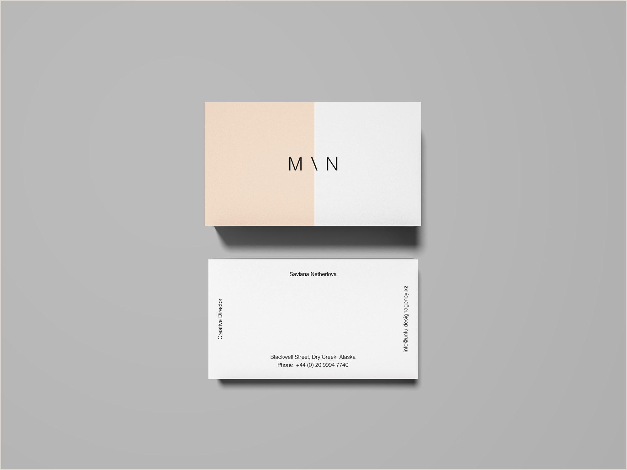Freelance Graphic Designer Business Cards 100 Free Business Card Mockups