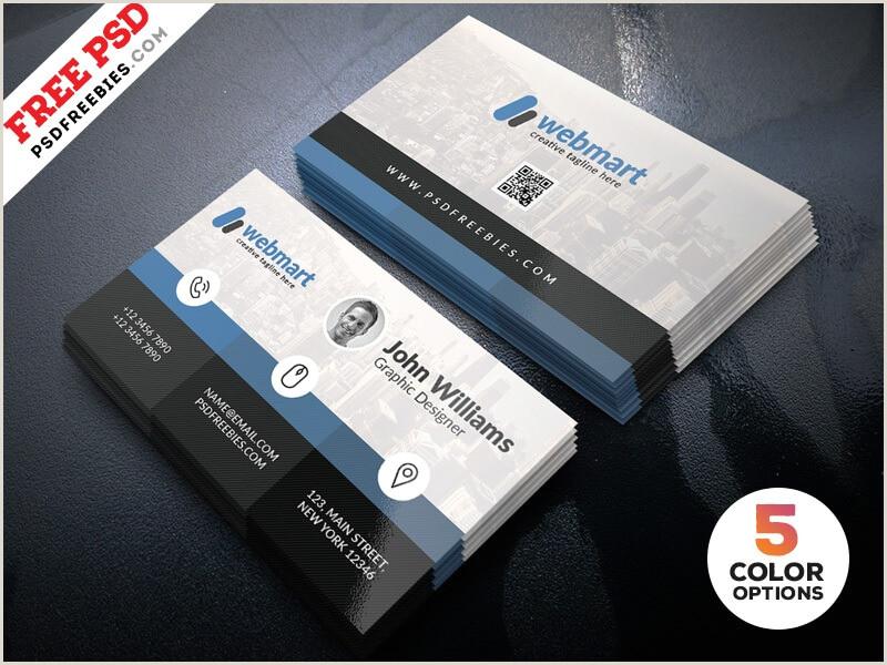 Freelance Graphic Designer Business Cards 13 Best Free Business Card Psd Templates Digital Template