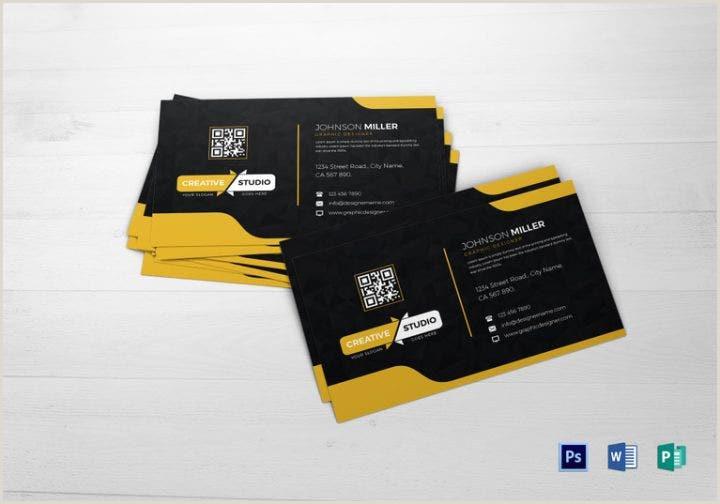 Freelance Graphic Designer Business Cards 17 Graphic Designer Business Card Templates Ai Word