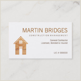 General Contractor Business Card Ideas General Contractor Business Cards Business Card Printing