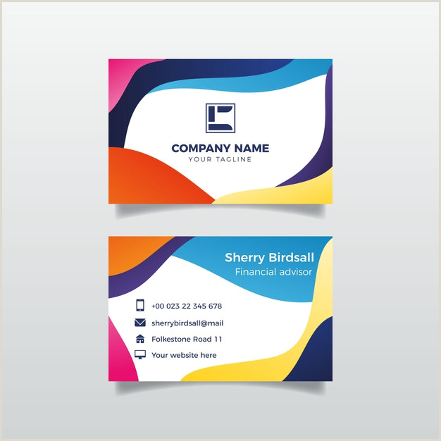 """Good Business Card Examples E Stop Guide To """"business Card Design"""" Your First"""